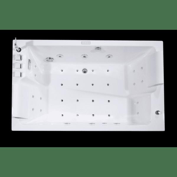 Акриловая ванна Orans BT65115B