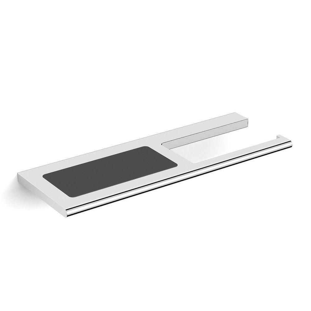 SN-8043 – бумагодержатель с полочкой для смартфона